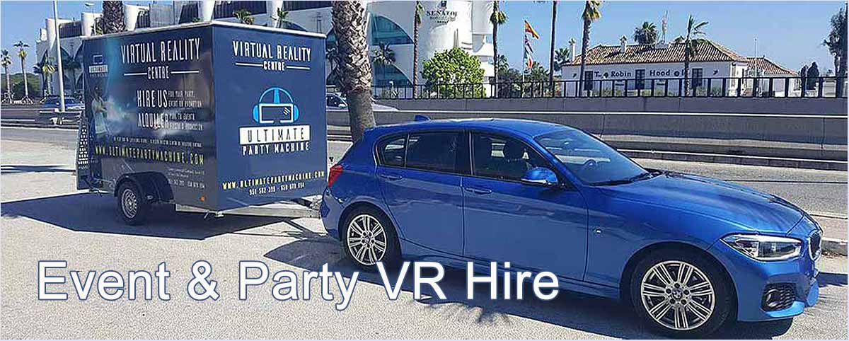 Event and Party VR Hire